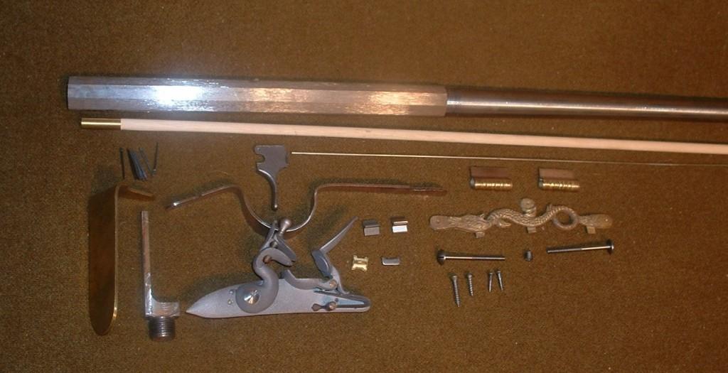 NW Trade Gun Parts 2