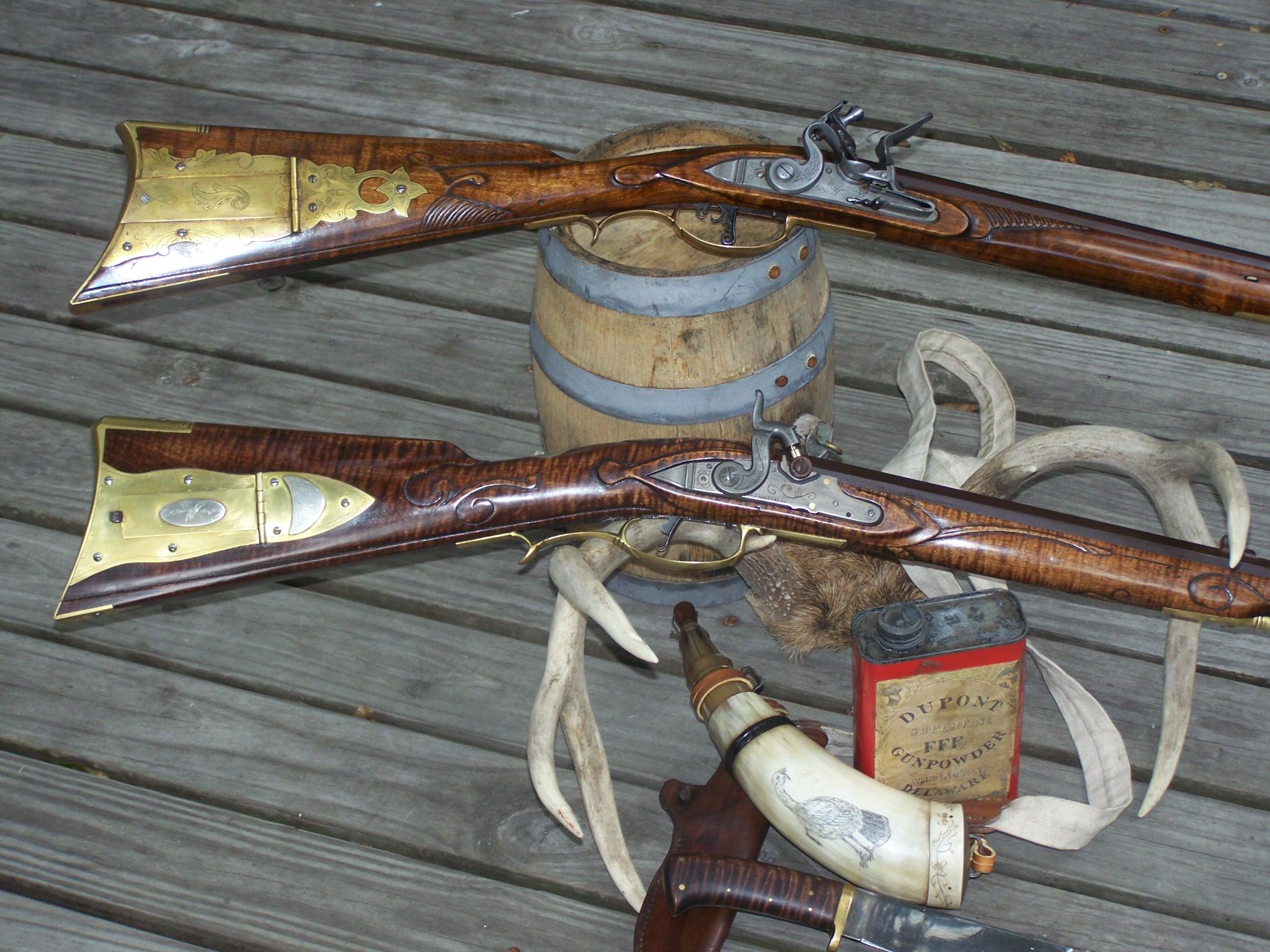 MuzzleLoader Guns