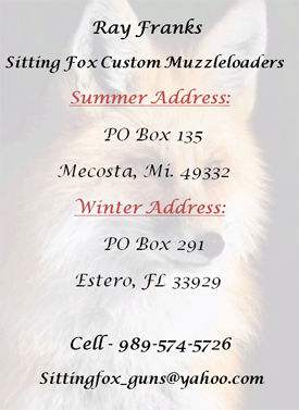 Sitting Fox WIdget